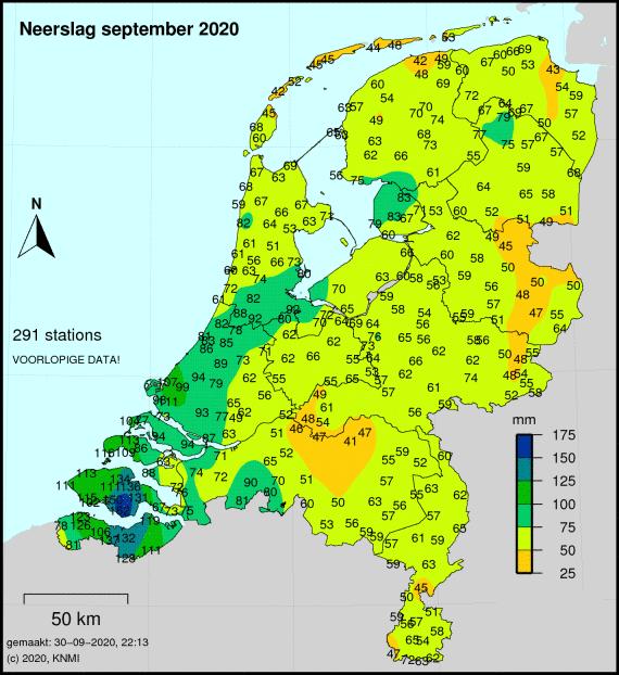 September Was Warm Vrij Droog En Zeer Zonnig Weer Nl